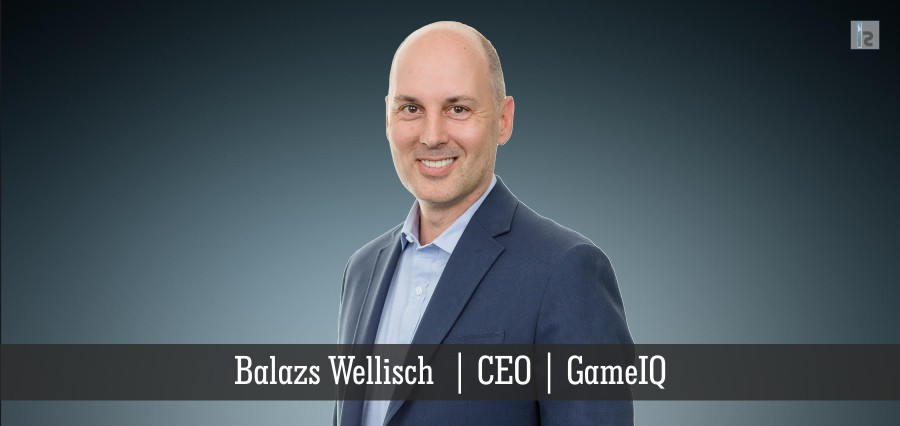 Balazs Wellisch | CEO | GameIQ | Insights Success