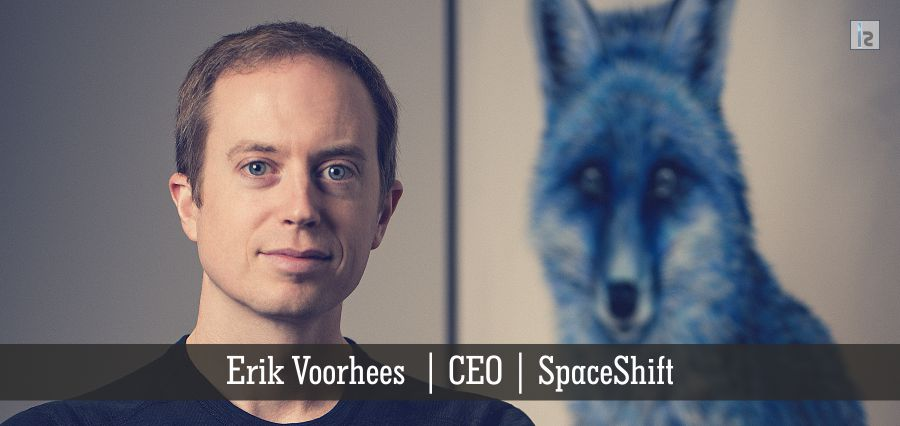Erik Voorhees | CEO | SpaceShift | Insights Success