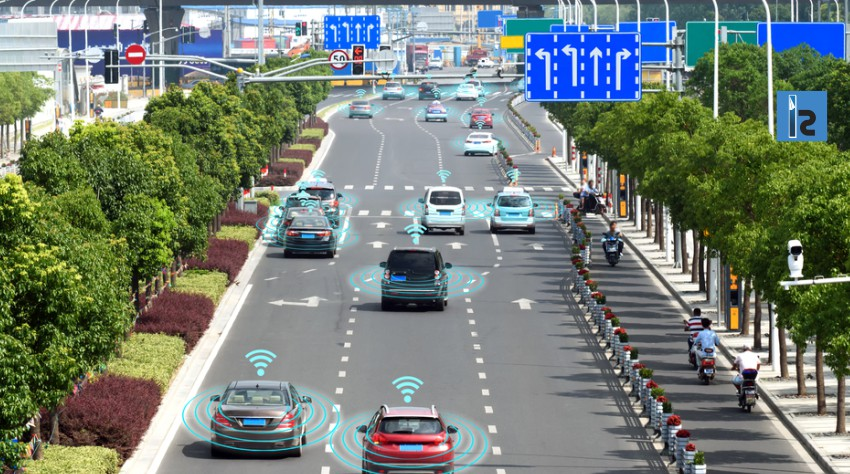 5G Technology - Connected Cars | Insights Success