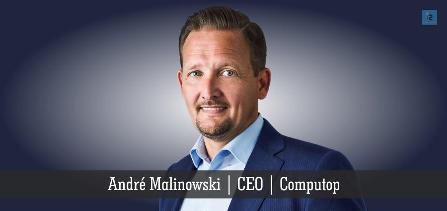 Andre Malinowski   CEO   Computop   Insights Success