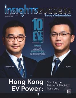 Cover Page of Hong Kong | Insights Success