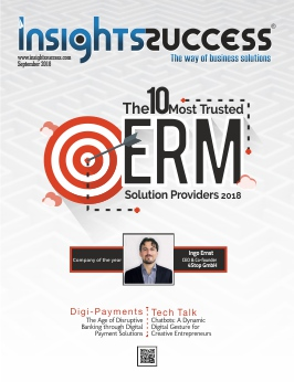 Cover page ERM soloution | Insights Success