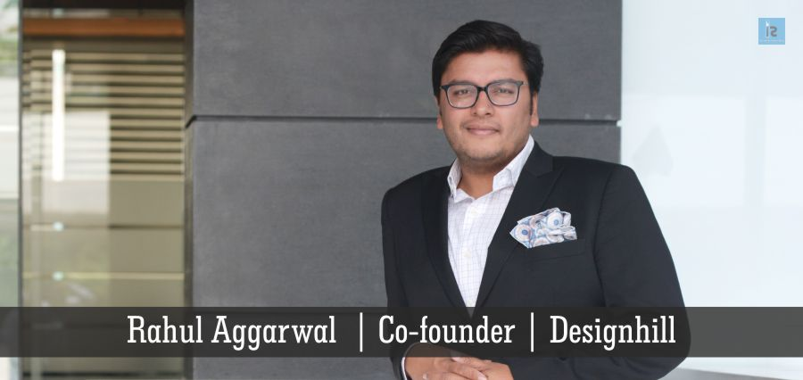 Rahul Aggarwal | Co- Founder | Designhill