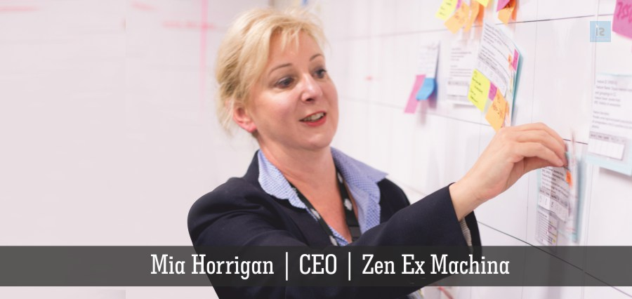 Mia Horrigan | CEO | Zen Ex Machina | Insights Success