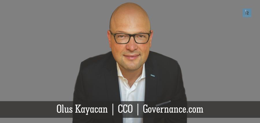 Olus Kayacan CCO Governance | Insights Success