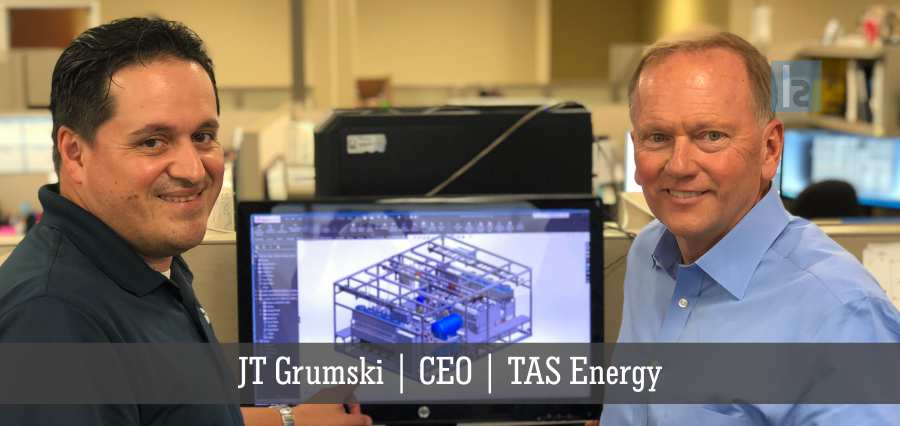 TAS Energy | JT Grumski | CEO | Insights Success