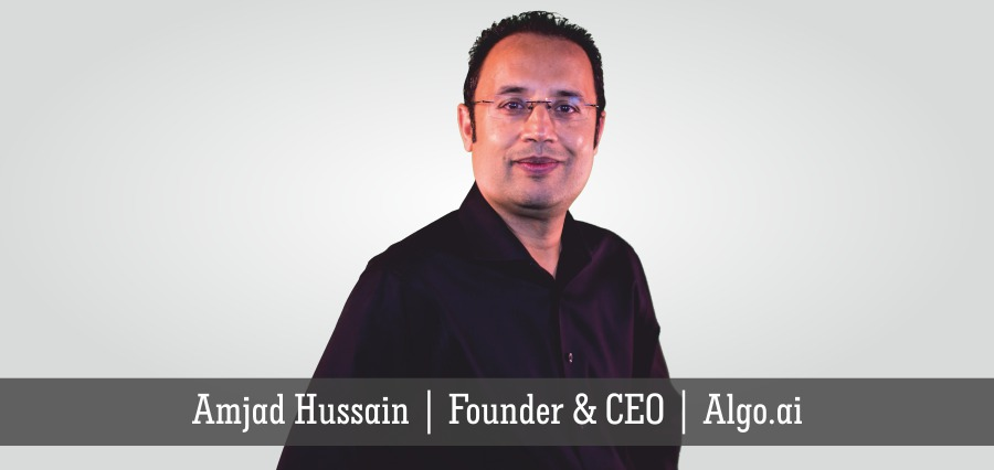 Amjad Hussain | Founder & CEO | Algo.ai