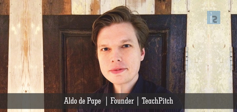 Aldo de Pap | Founder | TeachPitch | Insights Success