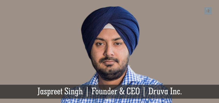 Jaspreet Singh | Founder & CEO | Druva Inc. | Insights Success