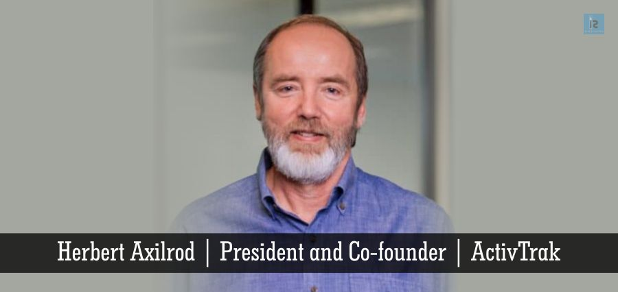 Herbert Axilrod | President & Co-founder | ActivTrak