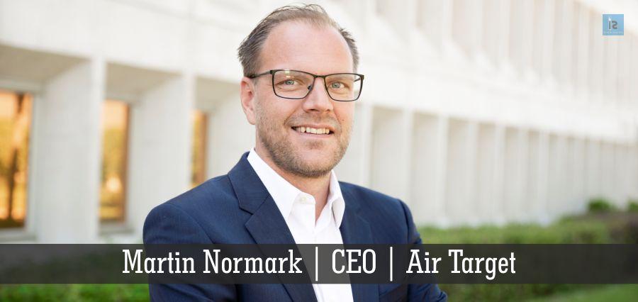 Martin Normark, CEO, Air Target