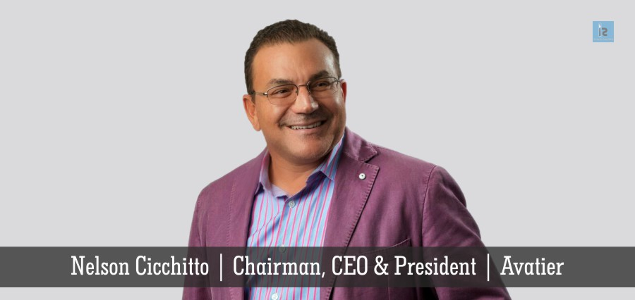 Nelson Cicchitto , Chairman, CEO & President , Avatier | Insights Success