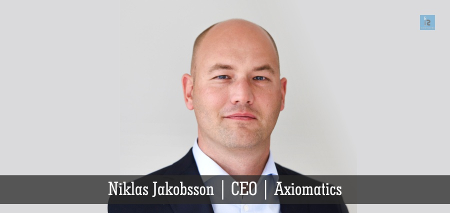 Niklas Jakobsson , CEO , Axiomatics | Insights Success