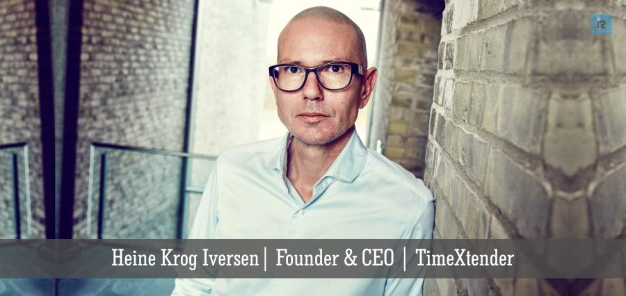 Heine Krog Iversen | Founder & CEO | TimeXtender