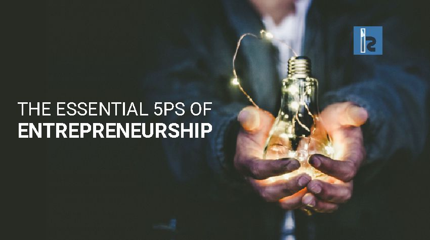 The 5Ps of Entrepreneurship | Insights Success
