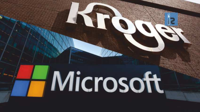 The Kroger Teaming Up with Microsoft | Business Magazine
