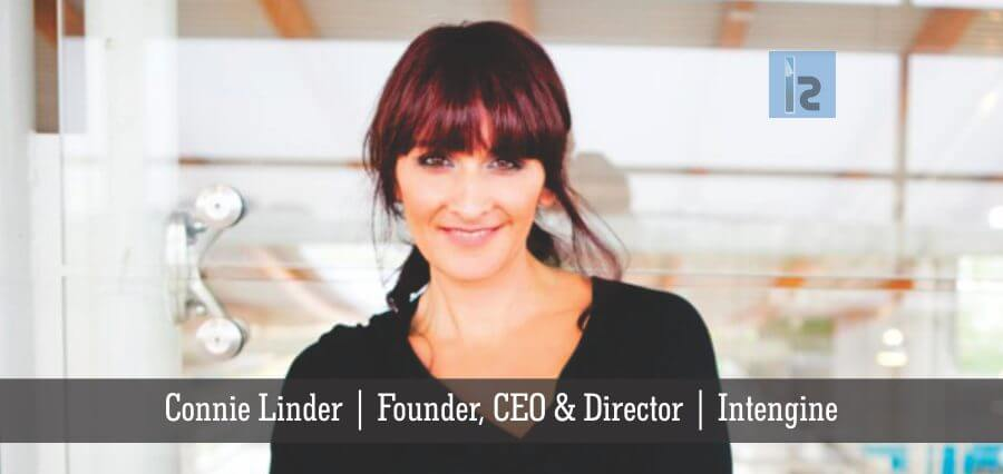 Connie Linder | Intengine | Business Magazine | Insights Success