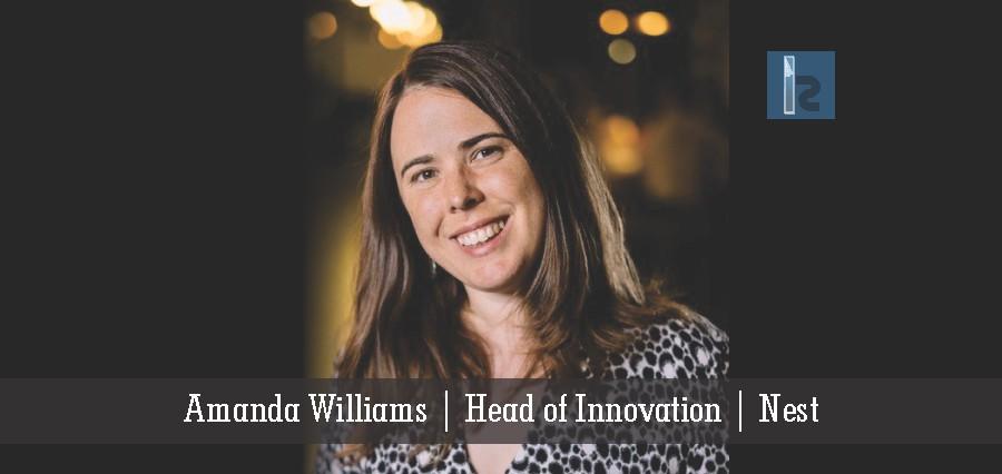 Nest | Amanda Williams | Insights Success | Business Magazine