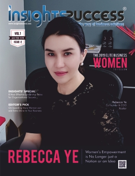 Cover Page | Elite Business Woman to Follow | Insights Success | Business Magazine