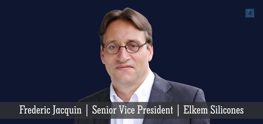 Frederic Jacquin | Senior Vice President | Elkem Silicones | Insights Success
