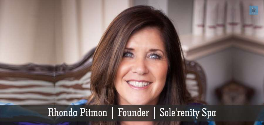 Rhonda Mordecai-Pitmon | Founder | Sole'renity Spa | Insights Success