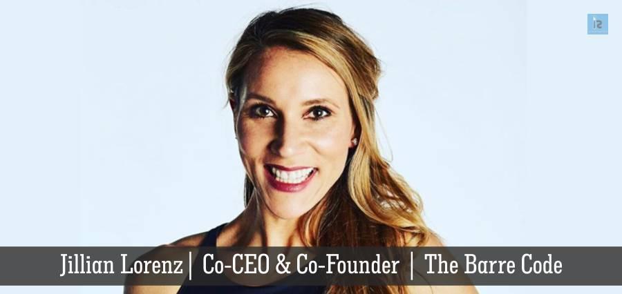 Jillian Lorenz | Co-CEOs & Co-Founders | The Barre Code | Insights Success