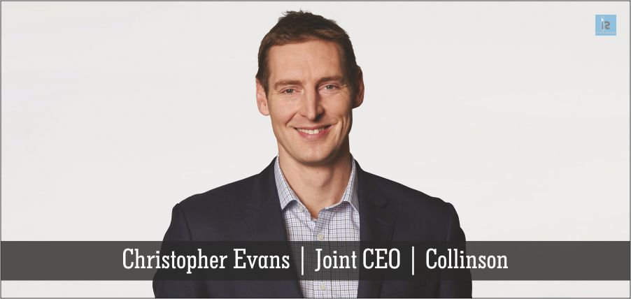 Christopher Evans | Joint CEO | Collinson