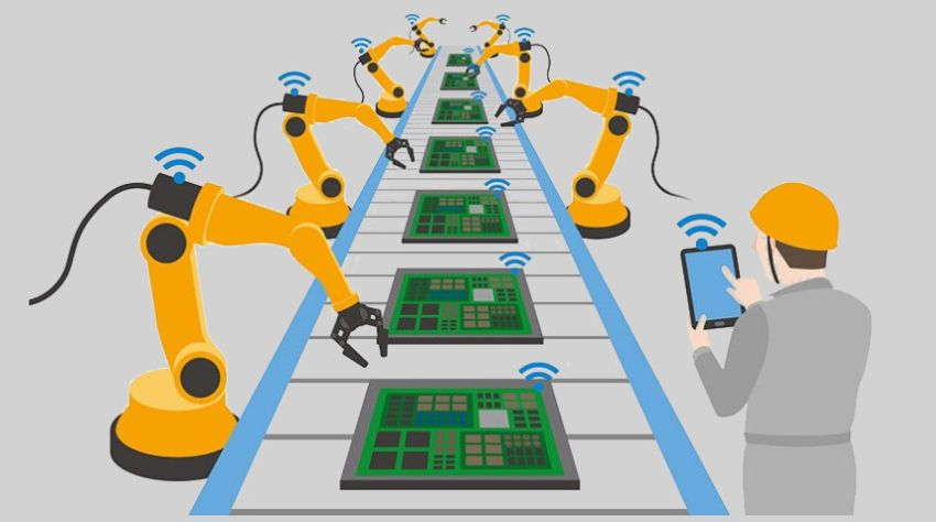 Power of Automation Revolutionizing Industrial Aspects