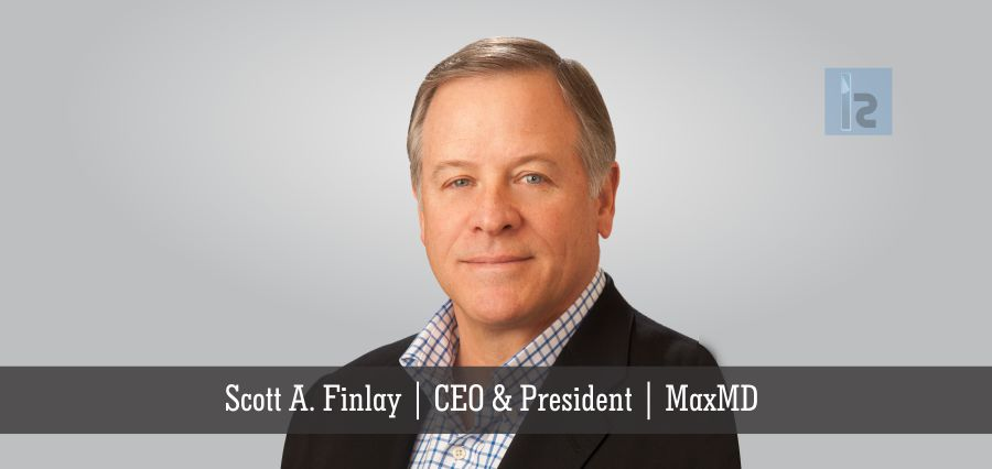 Scott A. Finlay | CEO & President | MaxMD