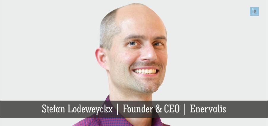 Stefan Lodeweyckx | Founder & CEO | Enervalis