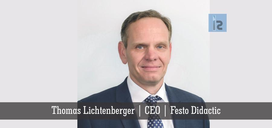 Thomas Lichtenberger | CEO | Festo Didactic Inc