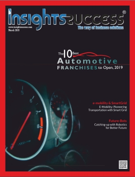 Cover page - The 10 Best Automotive Franchise to open in 2019 [ Business Magazine ]