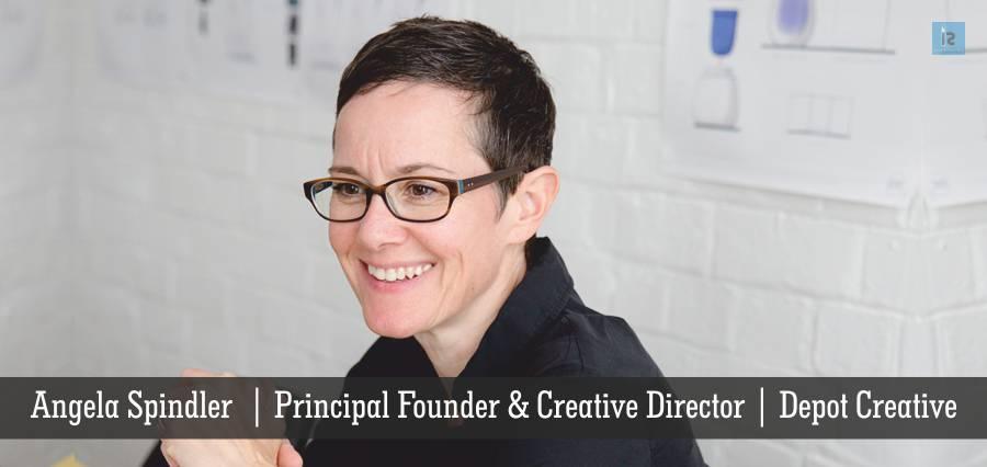 Angela Spindler | Principal Founder | Creative Director | Depot Creative