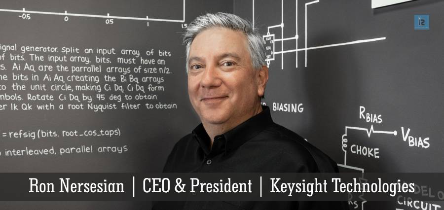 Ron Nersesian | CEO & President | Keysight Technologies