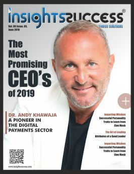 the most promising CEO's of 2019 | Online business Magazine