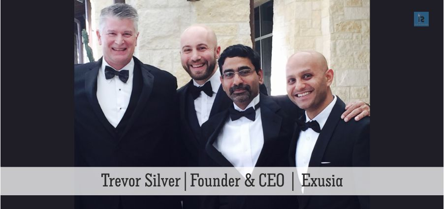 Trevor Silver | Founder & CEO | Exusia | online business magazine