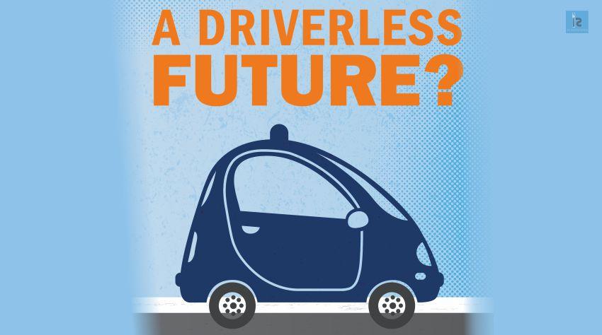 A DRIVERLESS FUTURE? | online business magazine