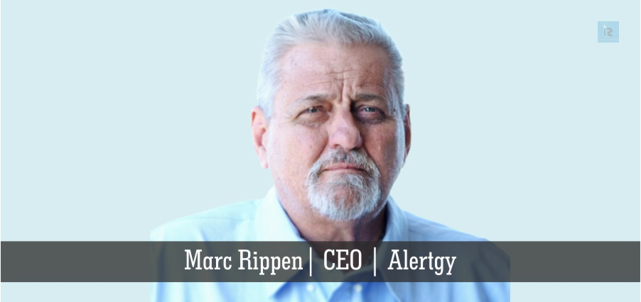 Marc Rippen | CEO | Alertgy | online business magazine