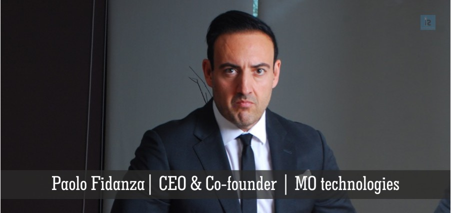 Paolo Fidanza | CEO & Co-founder | | MO Technologies | online business magazine