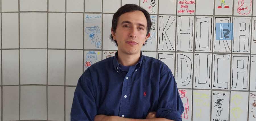 Simon Lajboschitz | CEO & President | Khora