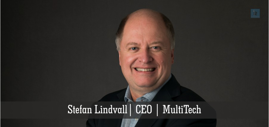 Stefan Lindvall | CEO | MultiTech | online business magazine