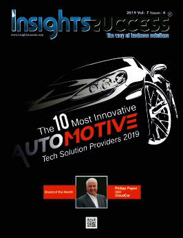 The 10 Most Innovative Automotive Tech Solution Providers 2019 | online business magazine