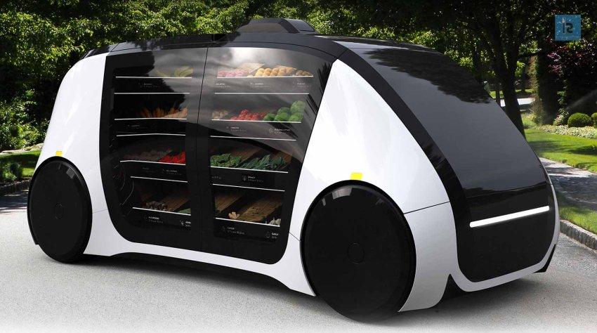 Food Delivery Giant Acquires Autonomous Driving Startup | Business Magazine