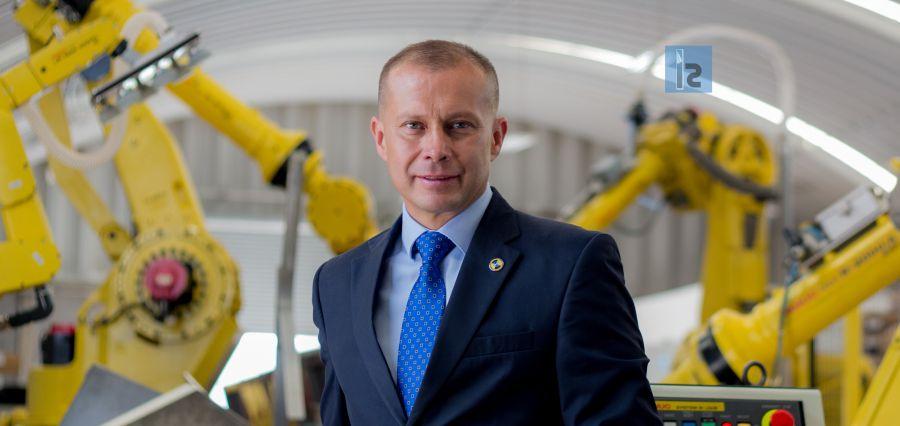 Luis Villalon | CEO | Target Robo