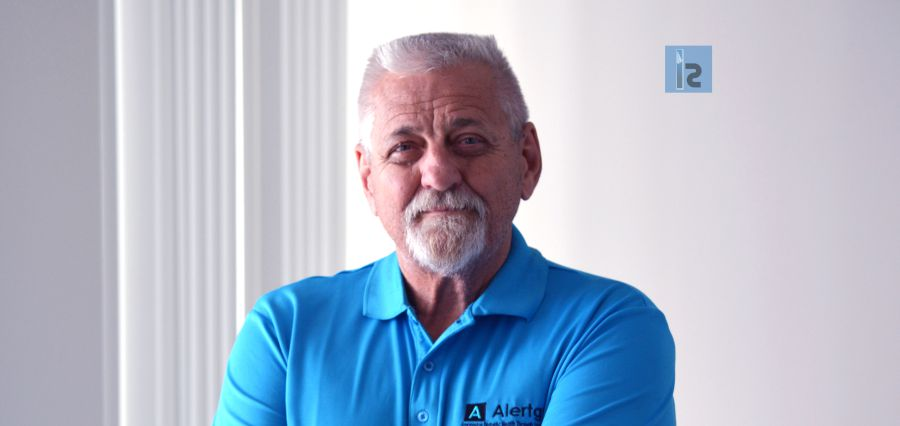 Marc Rippen | CEO | Alertgy