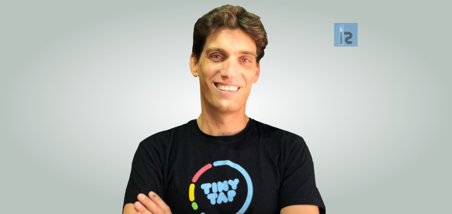 Yogev Shelly   Founder & CEO   TinyTap