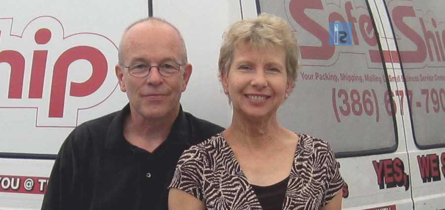 Cheryl and Richard Marsh | founders | Safe Ship