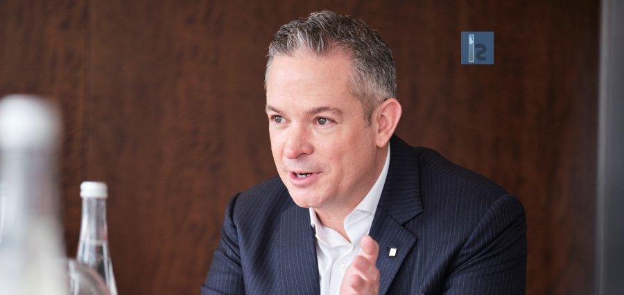 Darren Roos | CEO | IFS