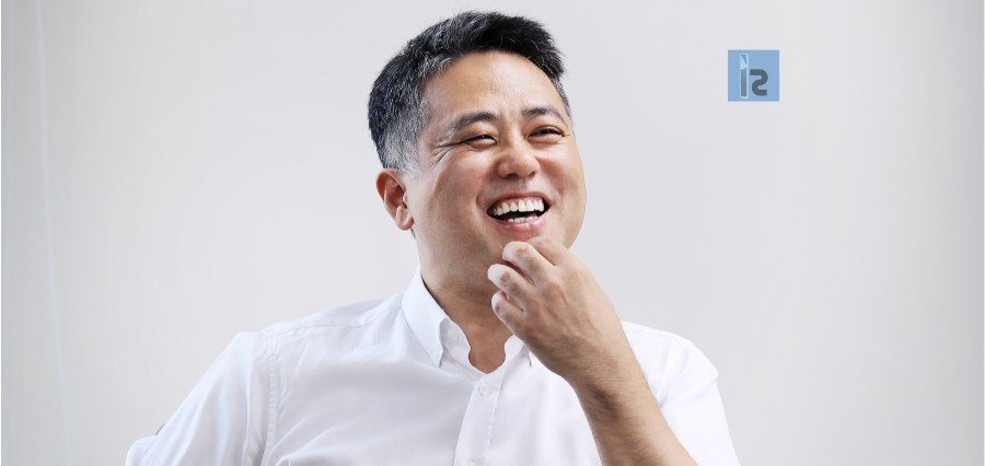 Seokwoo Lee | Founder & CEO | Penta Security Systems