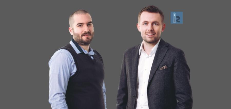Jan Lalinsky | CEO & Co-founder & Roman Stefko | CTO & Co-founder | eWay-CRM